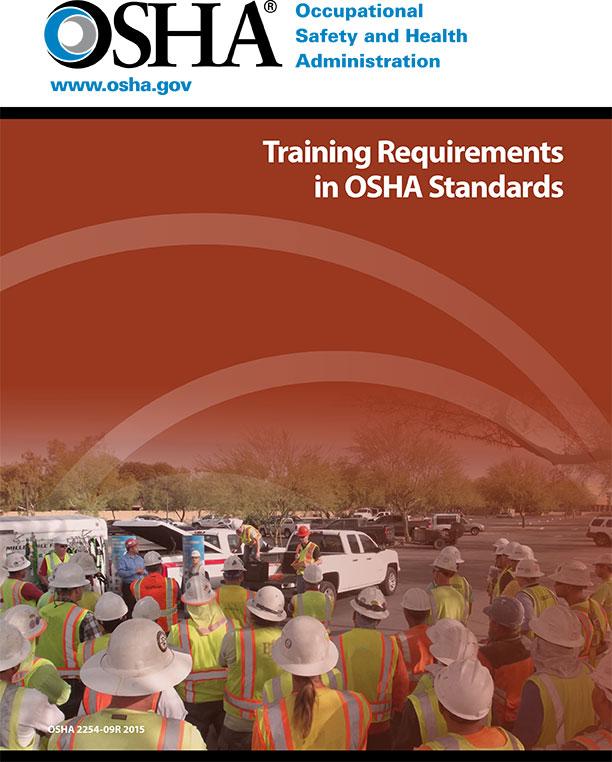 Astonishing Training Requirements In Osha Standards Wiring Cloud Monangrecoveryedborg