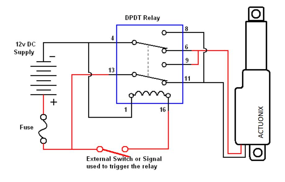 [DIAGRAM_1CA]  DG_1101] Linear Actuator Wiring Diagram Download Diagram   24 Volt Relay Wiring Diagram      Opein Kapemie Mohammedshrine Librar Wiring 101