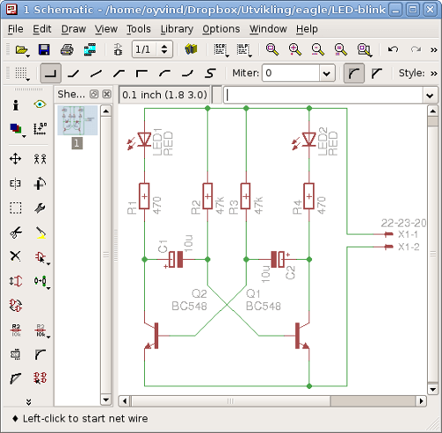 Amazing A Simple Schematic Drawing Tutorial For Eagle Build Electronic Wiring Cloud Mousmenurrecoveryedborg