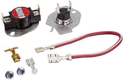 Marvelous Amazon Com Whirlpool 279816 Set194 Thermostat Kit Home Improvement Wiring Cloud Hemtshollocom