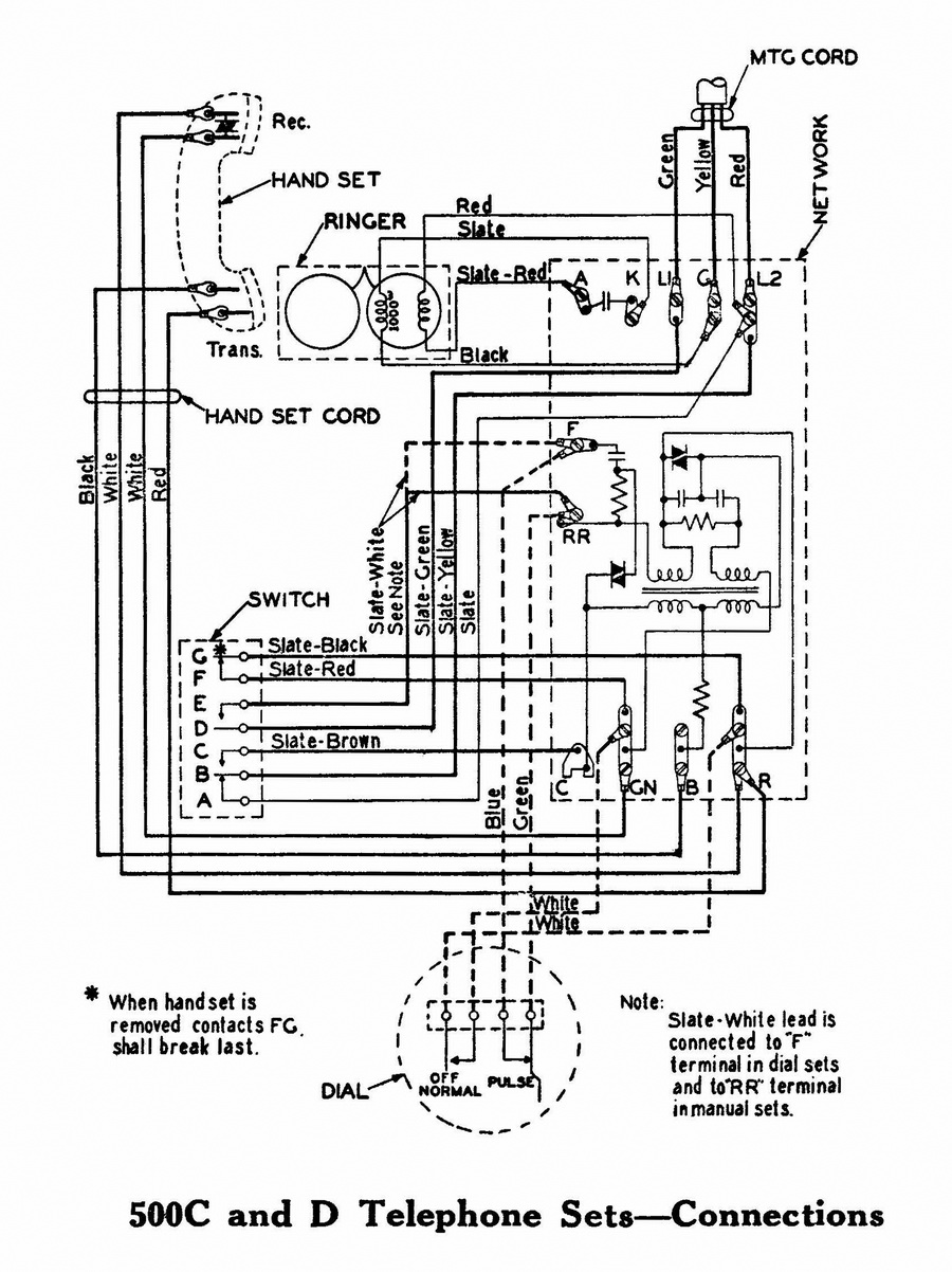 Tk 3281 Antique Wall Phone Wiring Diagram Download Diagram