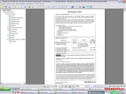 Pleasant Honda Accord 91 Service Manual 37 Mb Pdf Wiring Cloud Ittabisraaidewilluminateatxorg