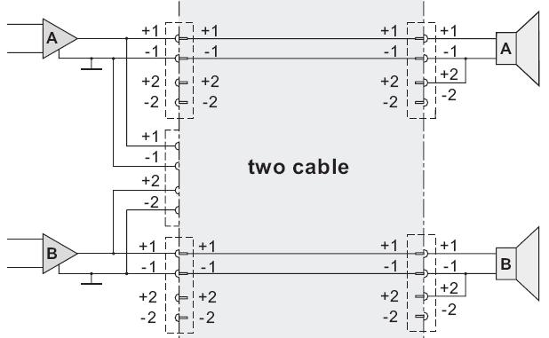 ev5571 speakon nl4fc wiring diagram schematic wiring