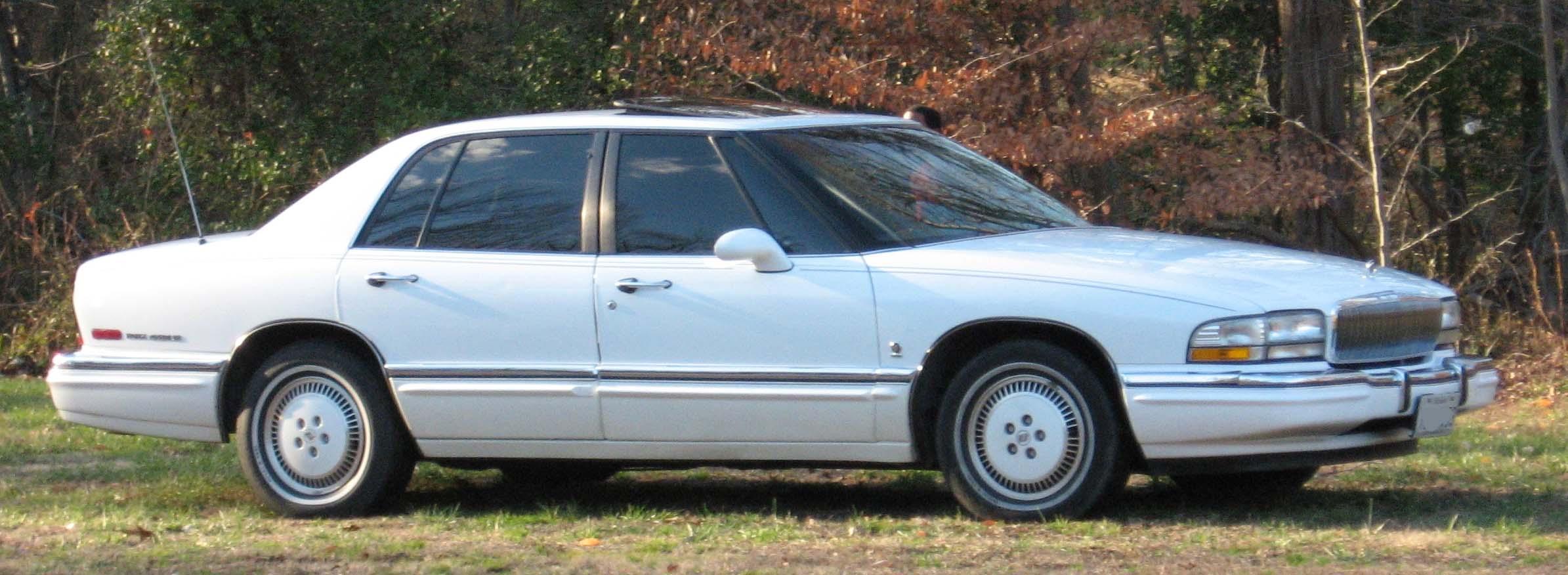 1991 Buick Lesabre Fuse Box Location