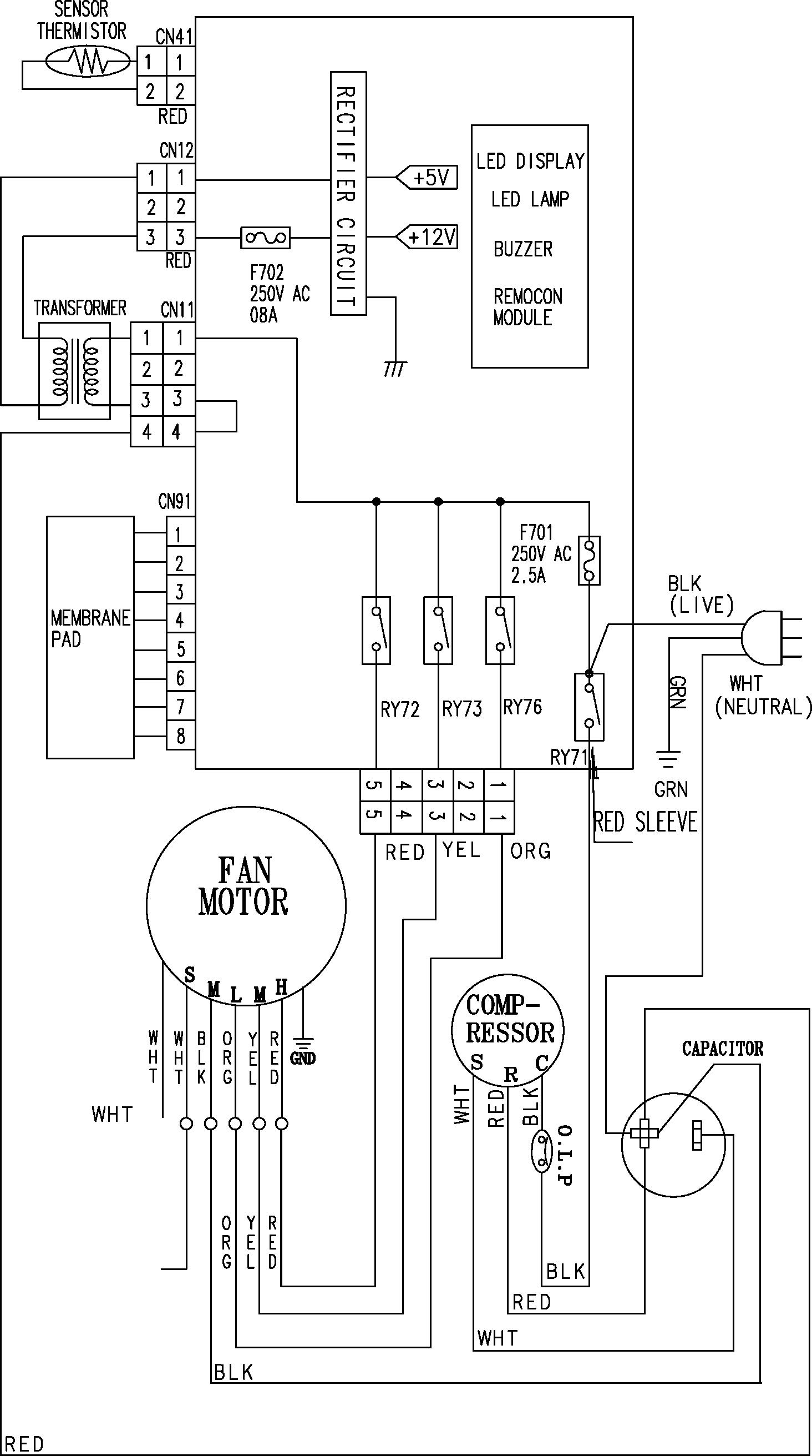 zc_7356] wiring information diagram and parts list for samsung ...  benkeme gentot mohammedshrine librar wiring 101