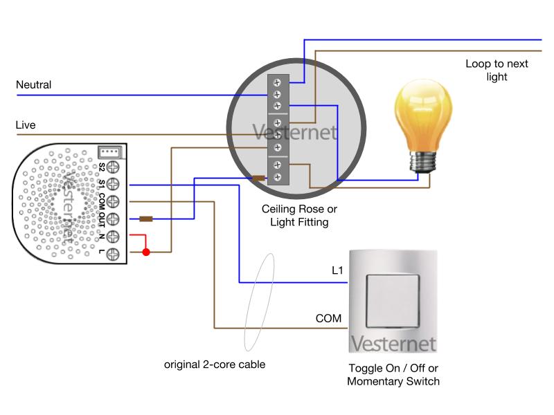 Miraculous Apnt 152 Standard Lighting Circuit Using Aeon Nano Dimmer Wiring Cloud Hemtegremohammedshrineorg