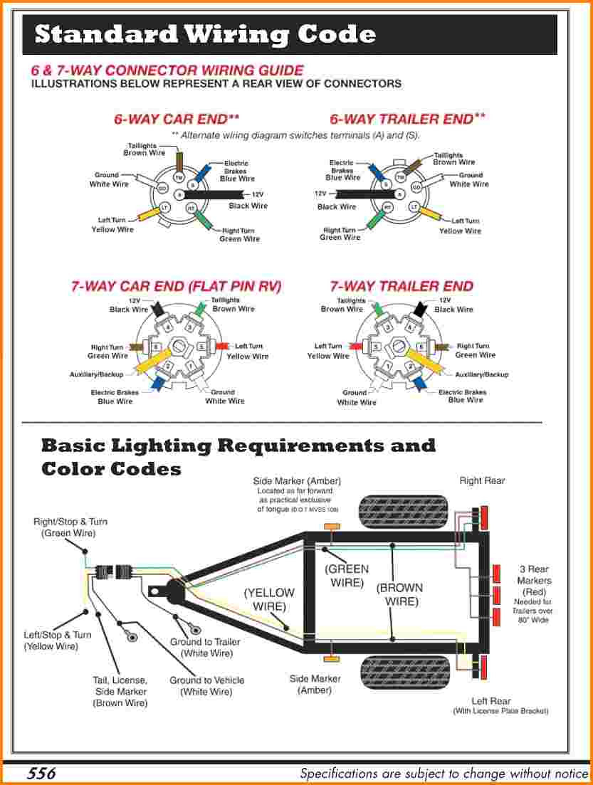 7 pin rv wiring diagram wl 6690  7 pin trailer connector wiring diagram for f350 7 pin trailer wiring diagram 7 pin trailer connector wiring diagram