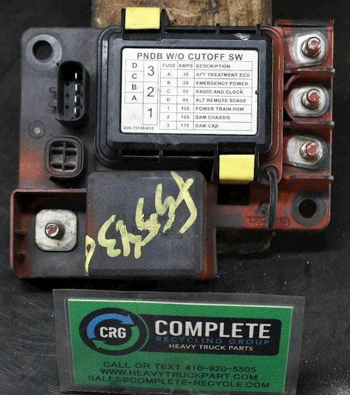 GA_6845] Freightliner Fuse Box On Heavytruckparts Wiring DiagramErbug Monoc Isra Mohammedshrine Librar Wiring 101
