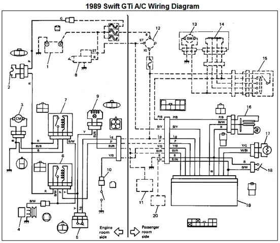 05 Freightliner Columbia Ac Wiring Diagram