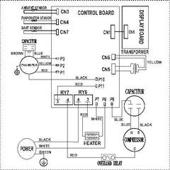 frigidaire a c package units wiring diagrams for electric heat on tm 1520  frigidaire air handler wiring diagrams schematic wiring  frigidaire air handler wiring diagrams