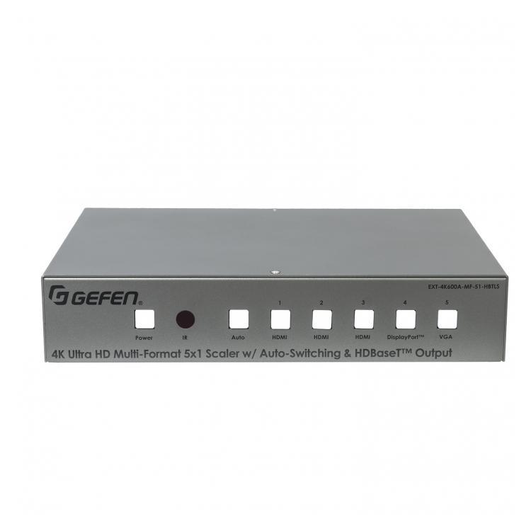 Prime 4K Ultra Hd 600 Mhz Multi Format 5X1 Scaler W Auto Switching Wiring Cloud Loplapiotaidewilluminateatxorg