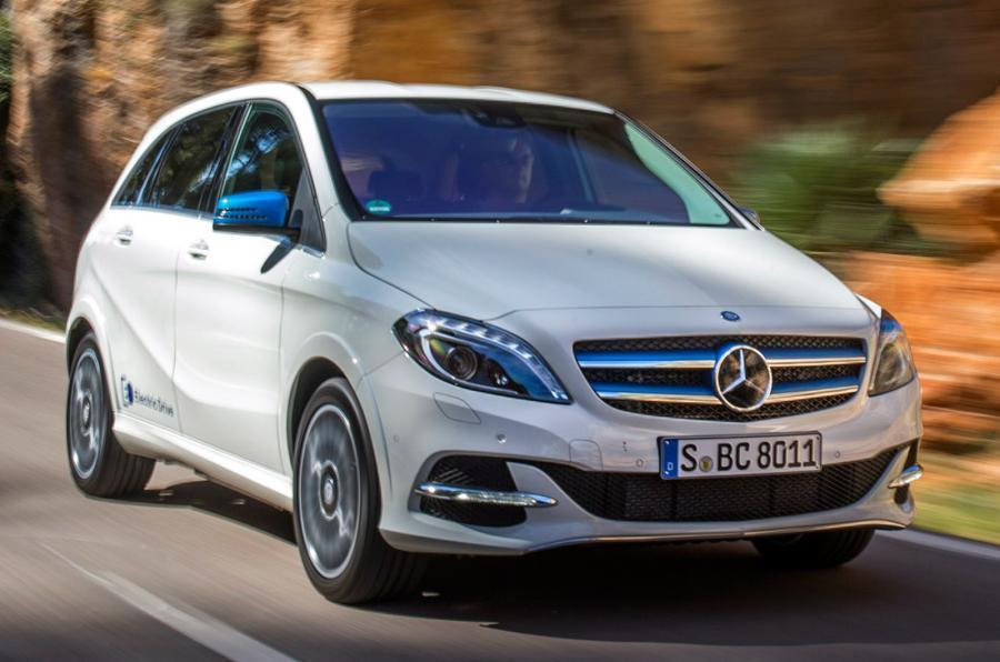 Amazing Mercedes Benz B Class Electric Drive Makes Way For Eq A Hatch Autocar Wiring Cloud Histehirlexornumapkesianilluminateatxorg