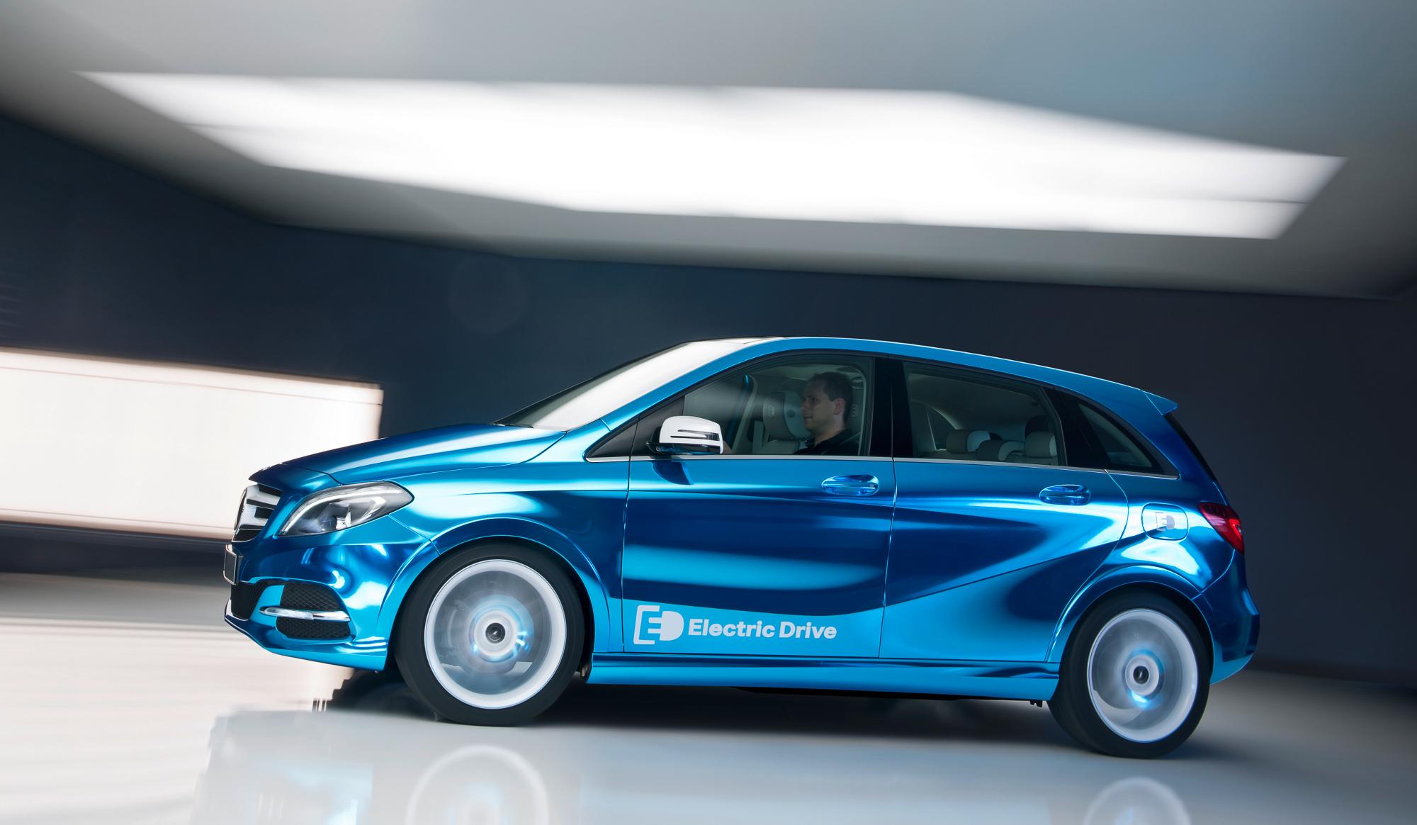 Strange Mercedes Benz B Class Electric Coming To U S Report Compliance Wiring Cloud Histehirlexornumapkesianilluminateatxorg