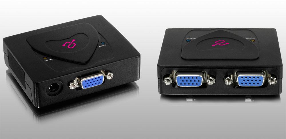 Swell Amazon Com Aluratek Avs02 2 Port Vga Video Splitter Electronics Wiring Cloud Rometaidewilluminateatxorg