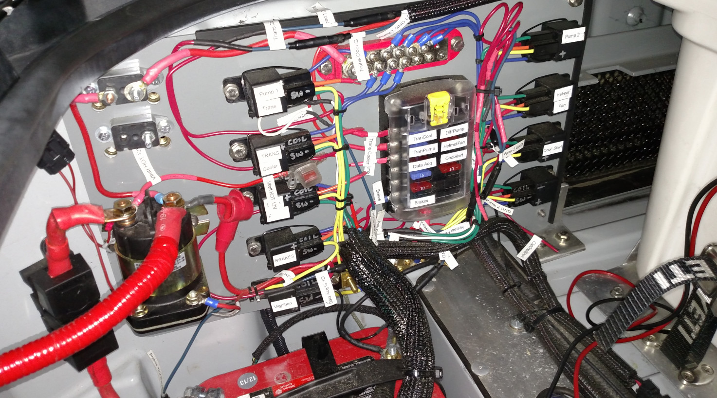 race car wiring - 2009 camry fuse box location for wiring diagram schematics  wiring diagram schematics