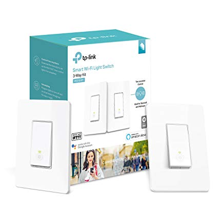 Terrific Kasa Smart Wi Fi Light Switch 3 Way Kit By Tp Link Control Wiring Cloud Orsalboapumohammedshrineorg