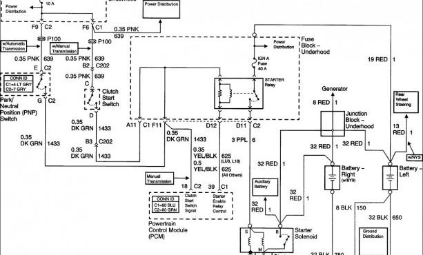 thunder heart wiring diagram