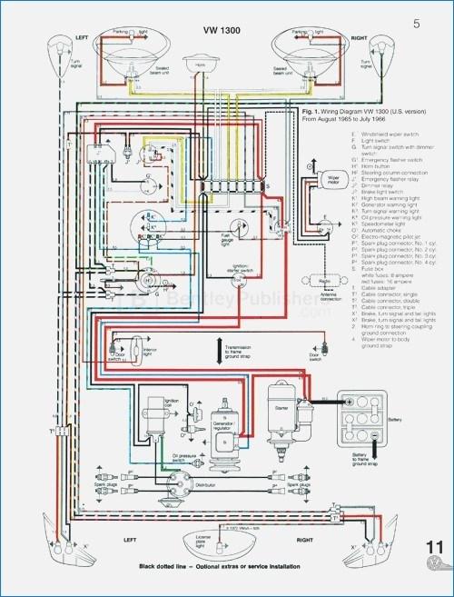 68 vw beetle wiring diagram gh 1846  1965 1966 vw beetle 1300 wiring diagram us version  1965 1966 vw beetle 1300 wiring diagram