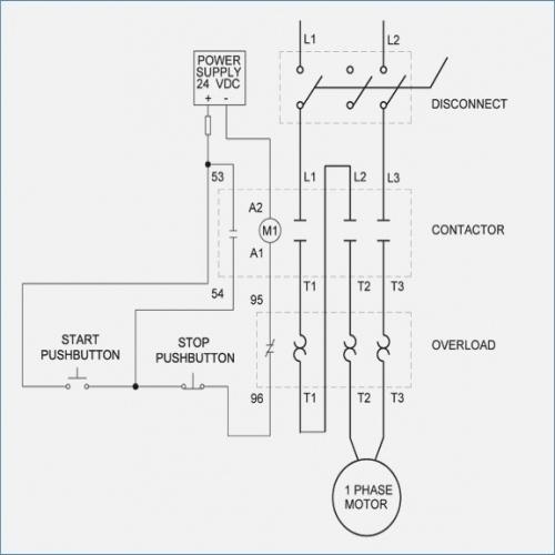 Iec Starter Wiring Diagram