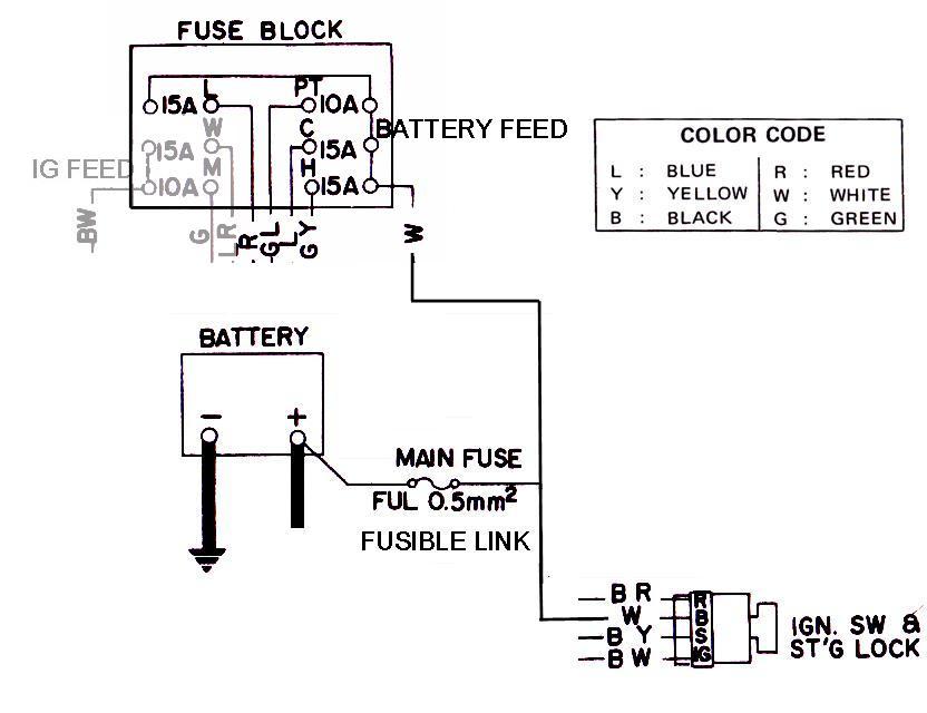 Nissan 1400 Engine Wiring Diagram - Wiring Diagram