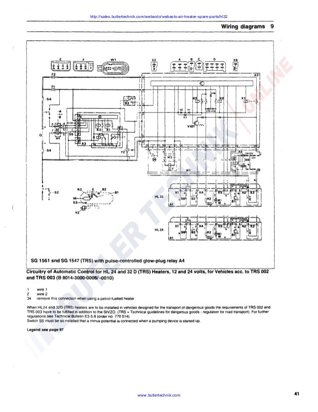 webasto heater wiring diagram se 8191  webasto heater wiring diagram gsm remote also webasto  webasto heater wiring diagram gsm