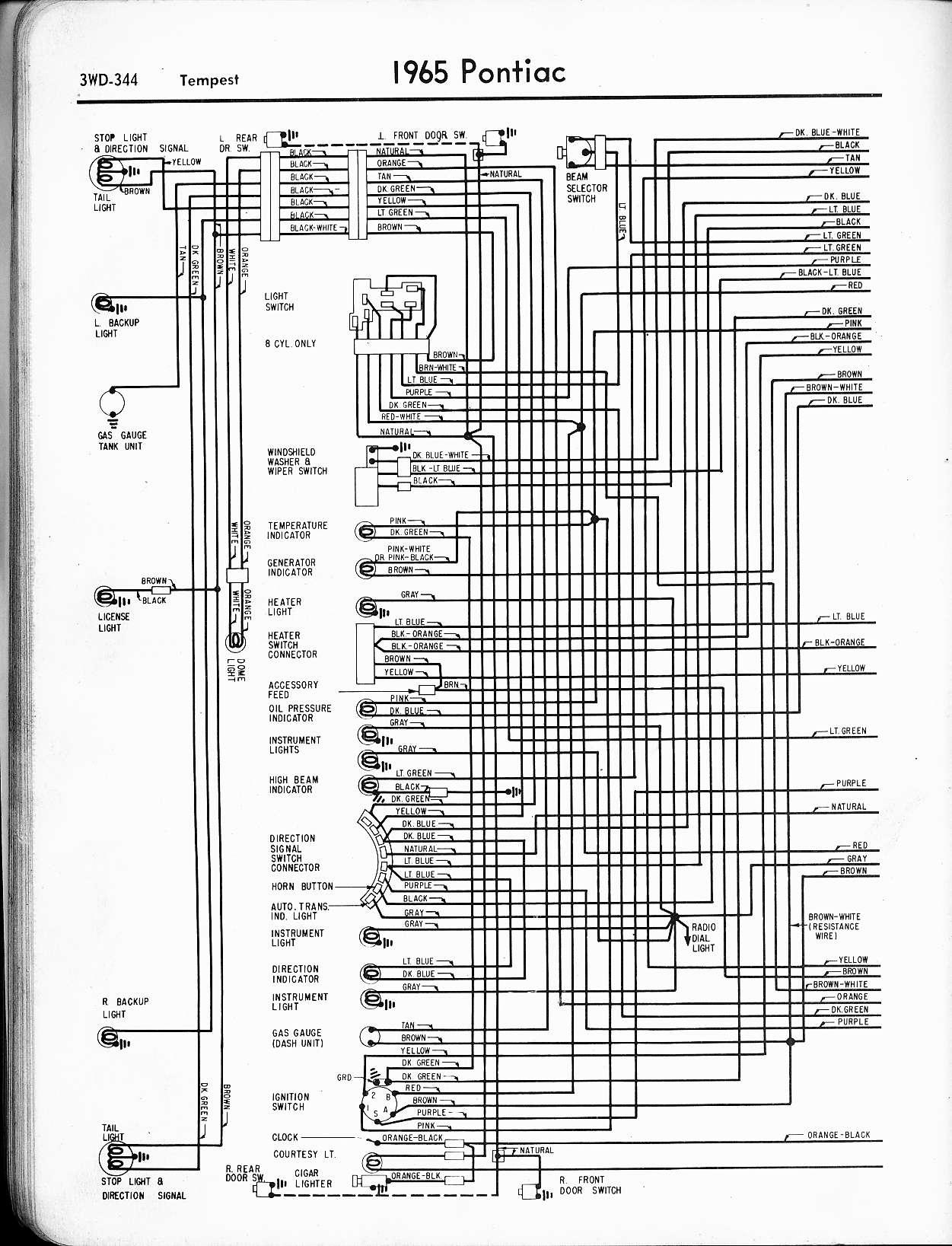 Wondrous 1964 Gto Wiring Harness Basic Electronics Wiring Diagram Wiring Cloud Vieworaidewilluminateatxorg