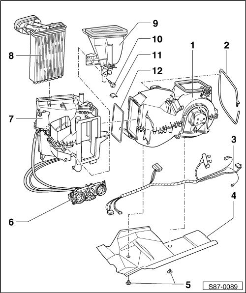 Wiring Diagram Skoda Octavia 1
