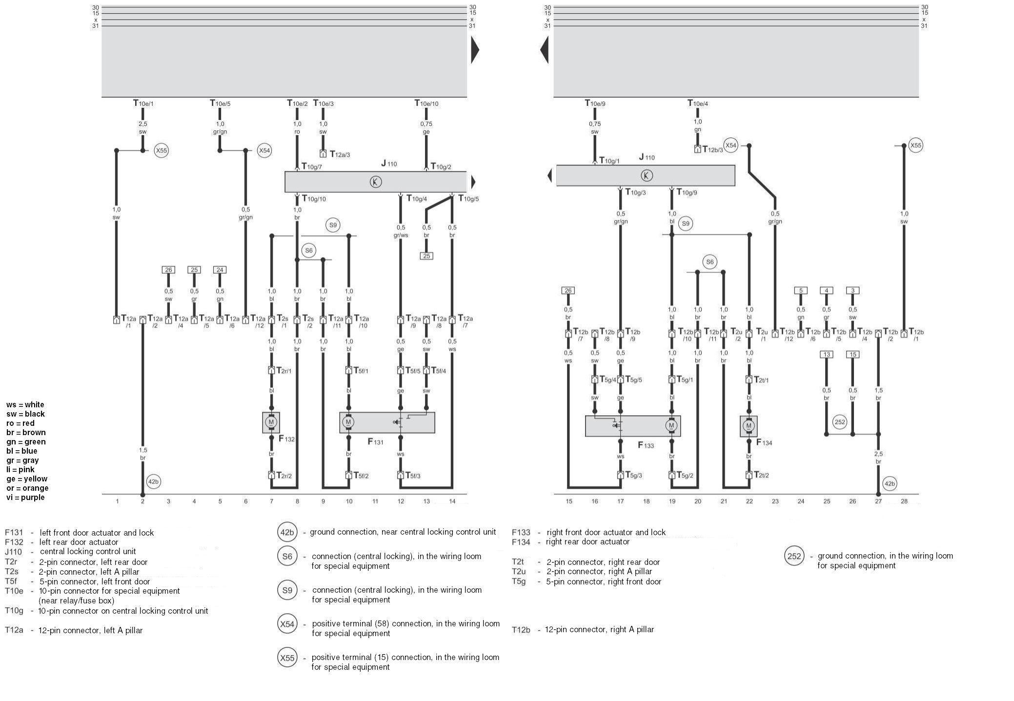Octavia Ii Wiring Diagram