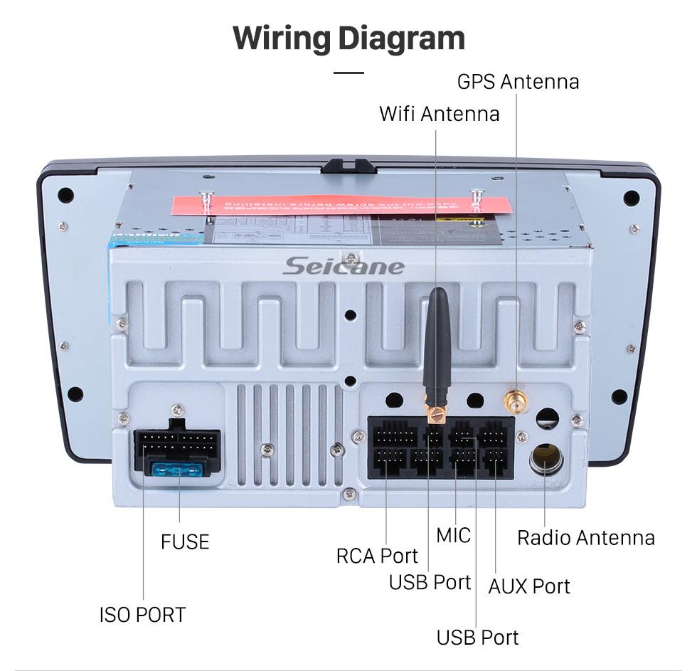Octavia 2 Radio Wiring Diagram