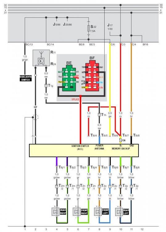 skoda octavia audio wiring diagram  gy6 150 wiring diagram