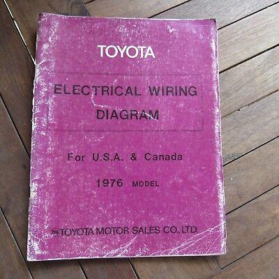 Wd 8400 1976 Land Cruiser Wiring Diagram Free Diagram