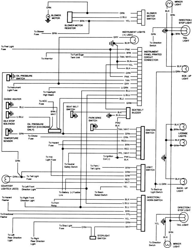 Cool 1976 Caprice Wiring Diagram Wiring Diagram Data Schema Wiring Cloud Grayisramohammedshrineorg