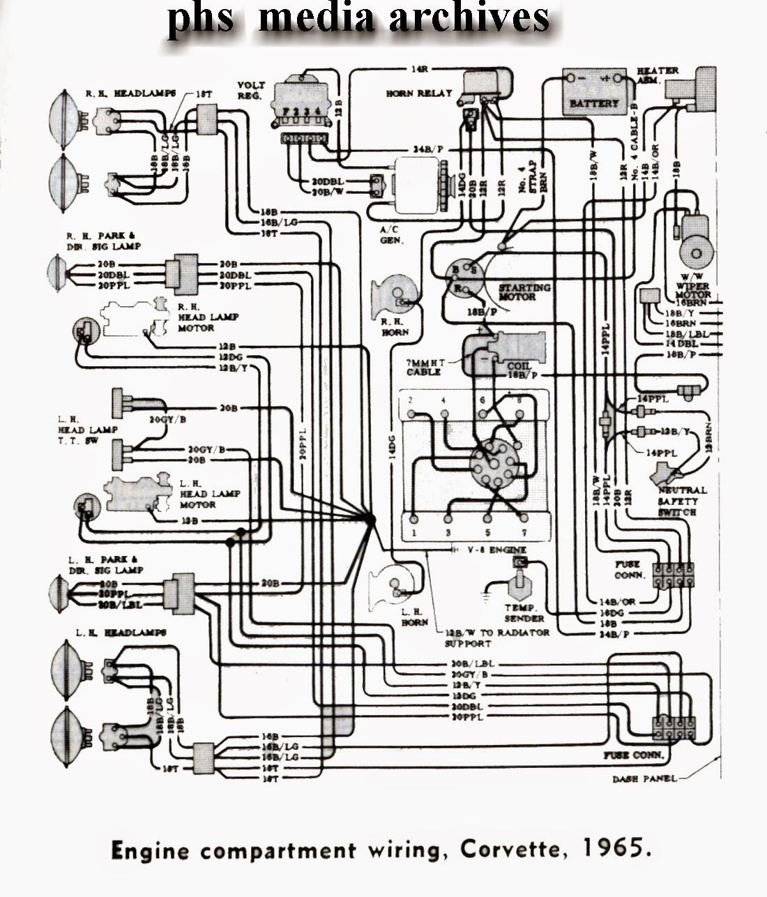 Xd 7972  1968 Corvette Fuse Panel Diagram Download Diagram