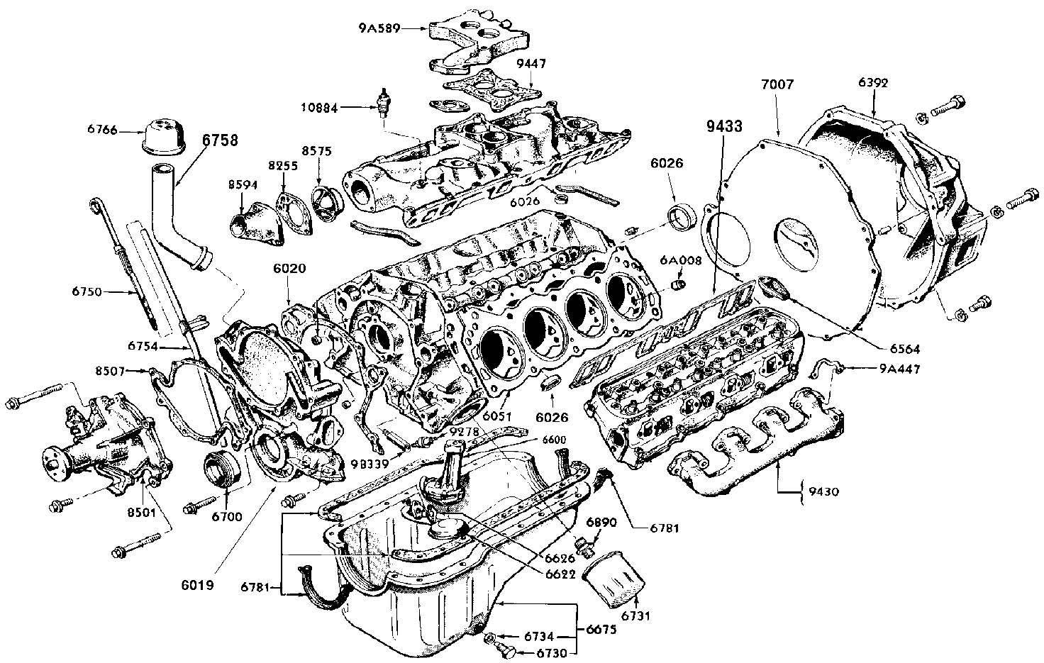 Ford Small Block gen. II