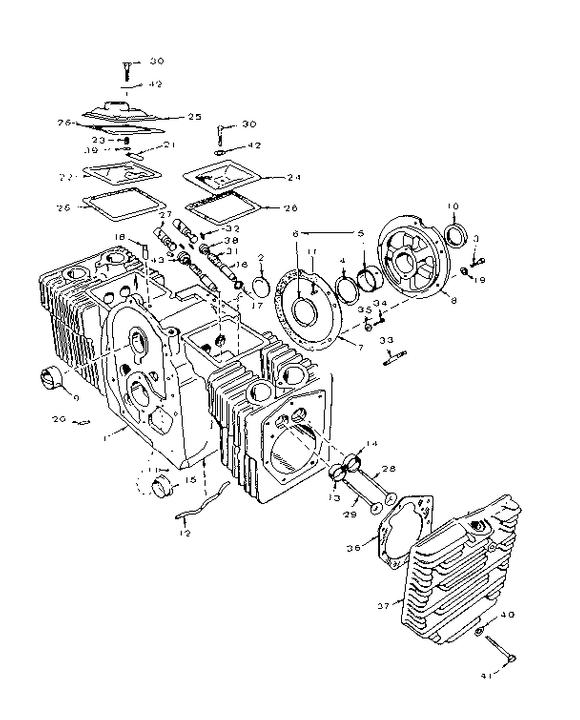 Air Compressor Motor Wiring Diagram