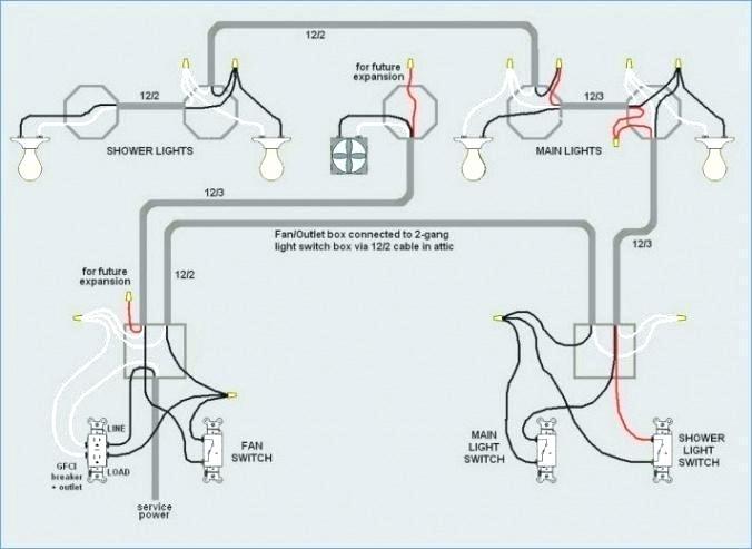 Wiring Diagram For Shaving Sockets