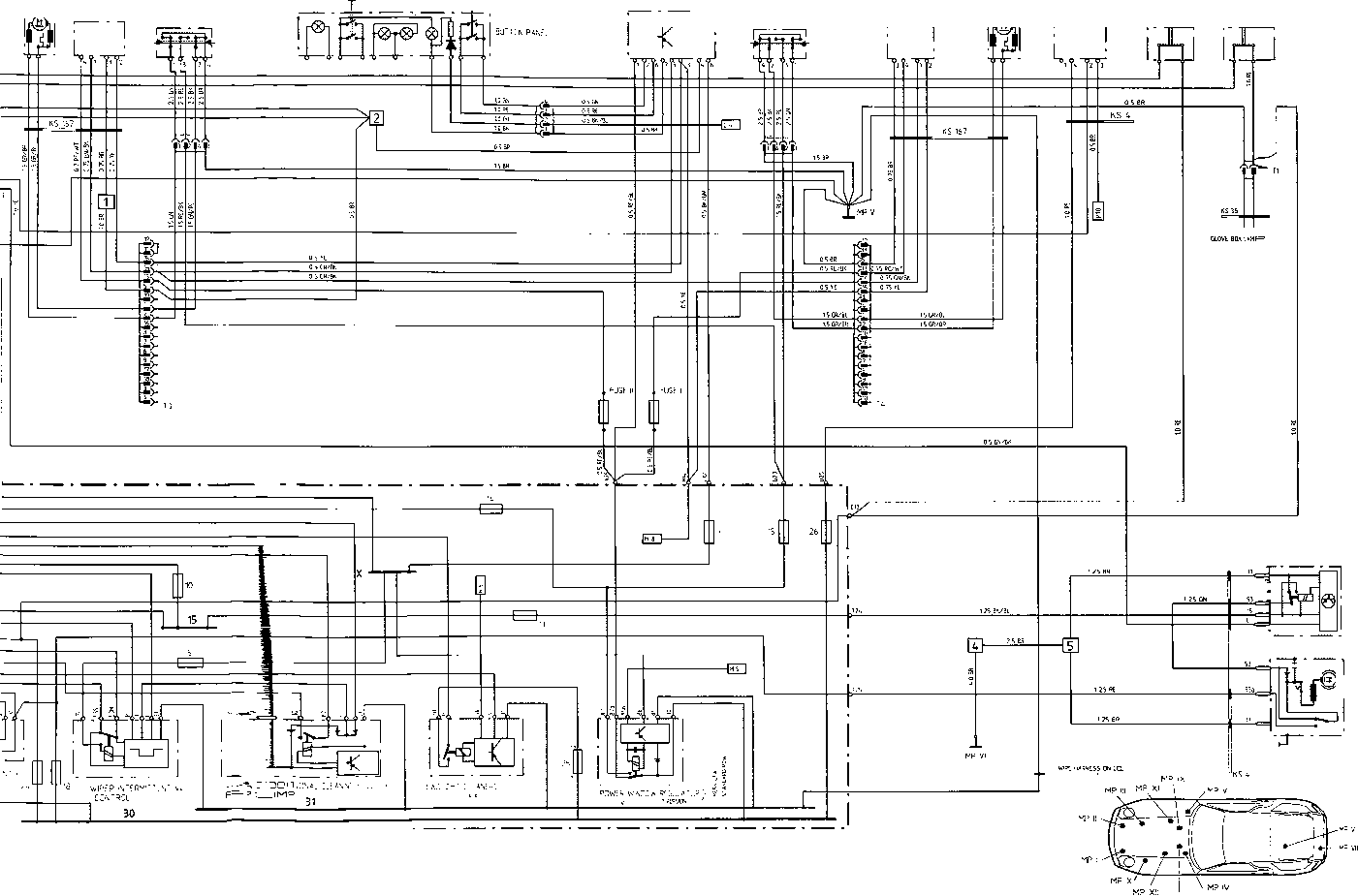 Fabulous 1983 Porsche 928S Wiring Diagram Wiring Diagram Database Wiring Cloud Staixaidewilluminateatxorg