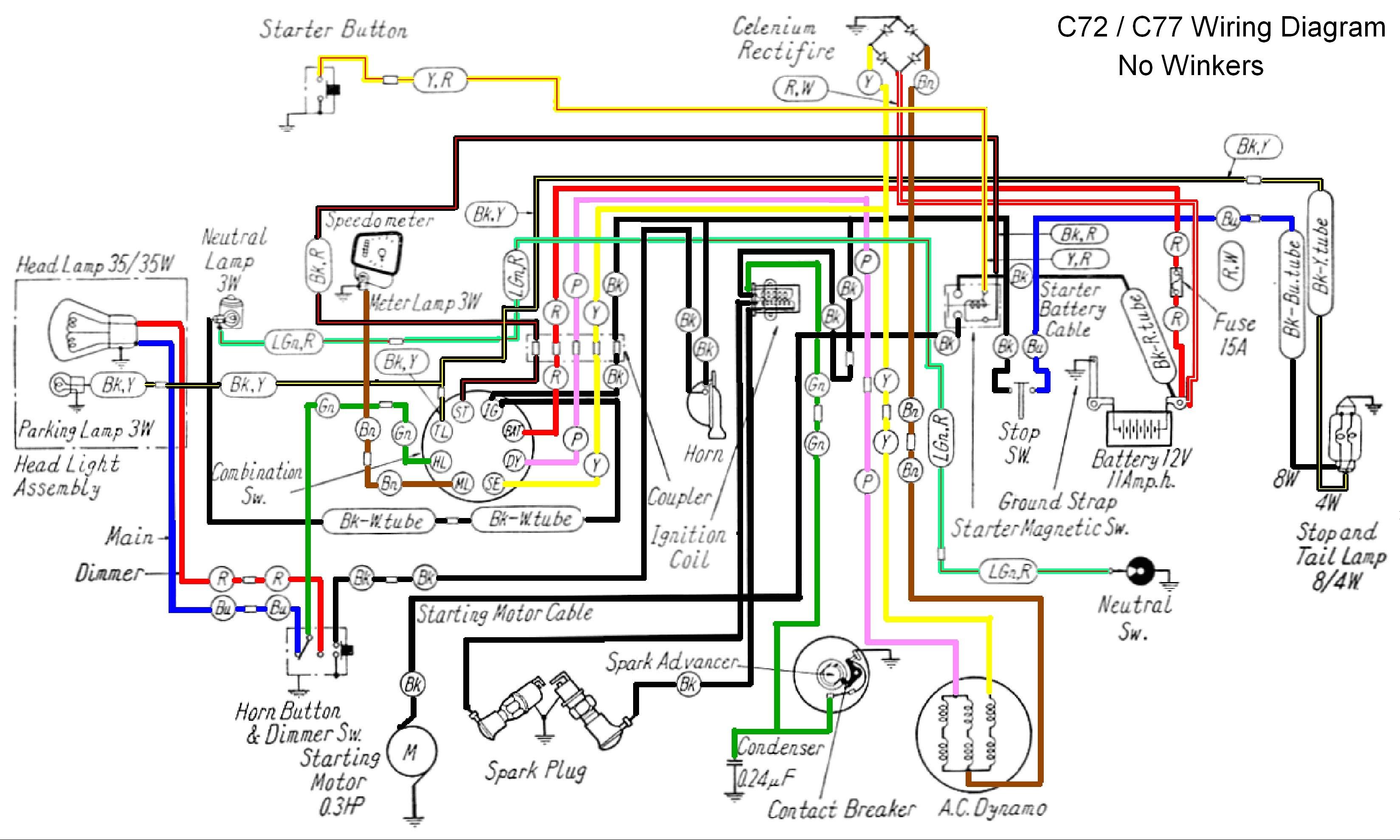 honda helix wiring diagram - Wiring Diagram