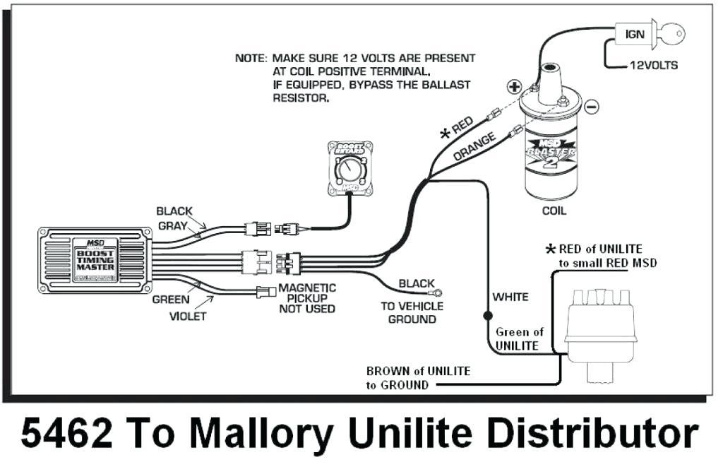 Unilite Distributor Wiring Diagram