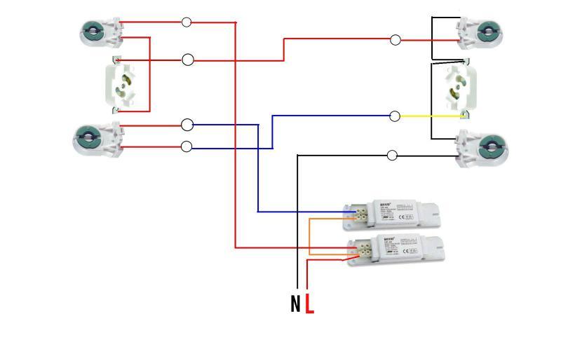 Kg 0357 Wiring Fluorescent Light Fixtures On Fluorescent Light Wire Diagrams Wiring Diagram