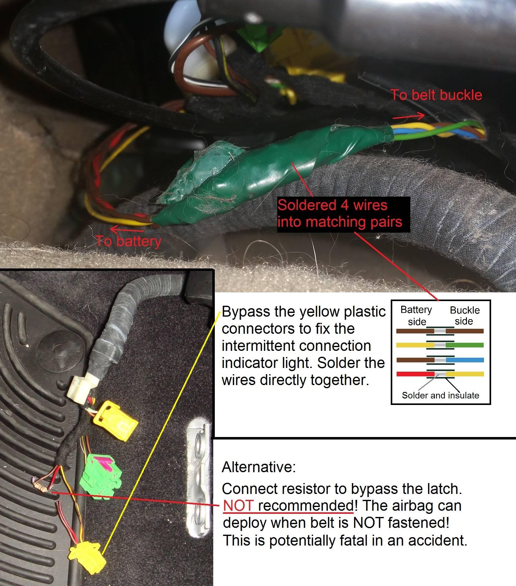 Surprising Wiring Vw Mk4 Golf Gti Airbag Indicator Warning Light Motor Wiring Cloud Biosomenaidewilluminateatxorg