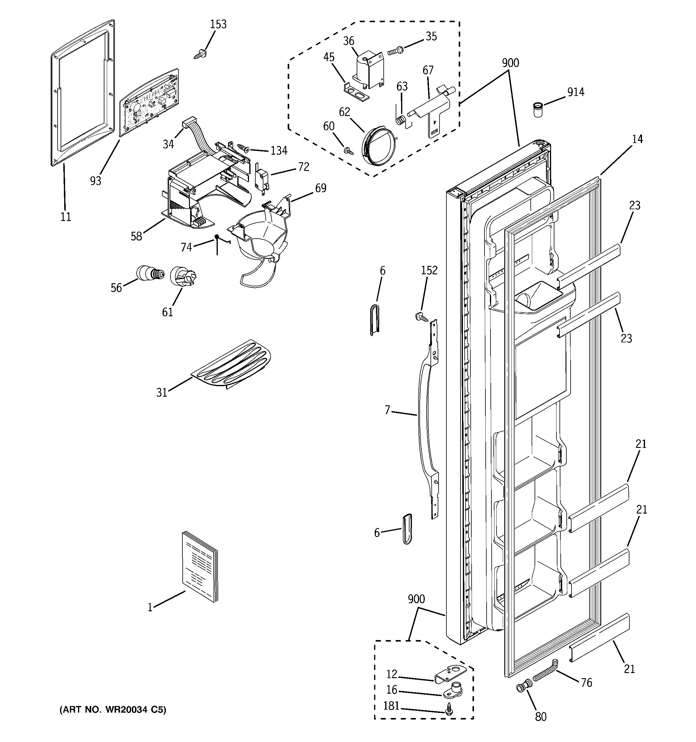 HY_3039] Refrigerator Schematic Diagram On Ge Hotpoint Refrigerator  Schematic Wiring Diagram   Ge Hotpoint Refrigerator Wiring Diagram      Dext Xempag Oupli Proe Mohammedshrine Librar Wiring 101