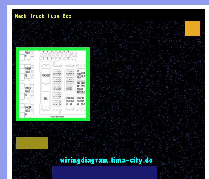Hy 7195 Mack Fuse Box Panel Diagram Download Diagram