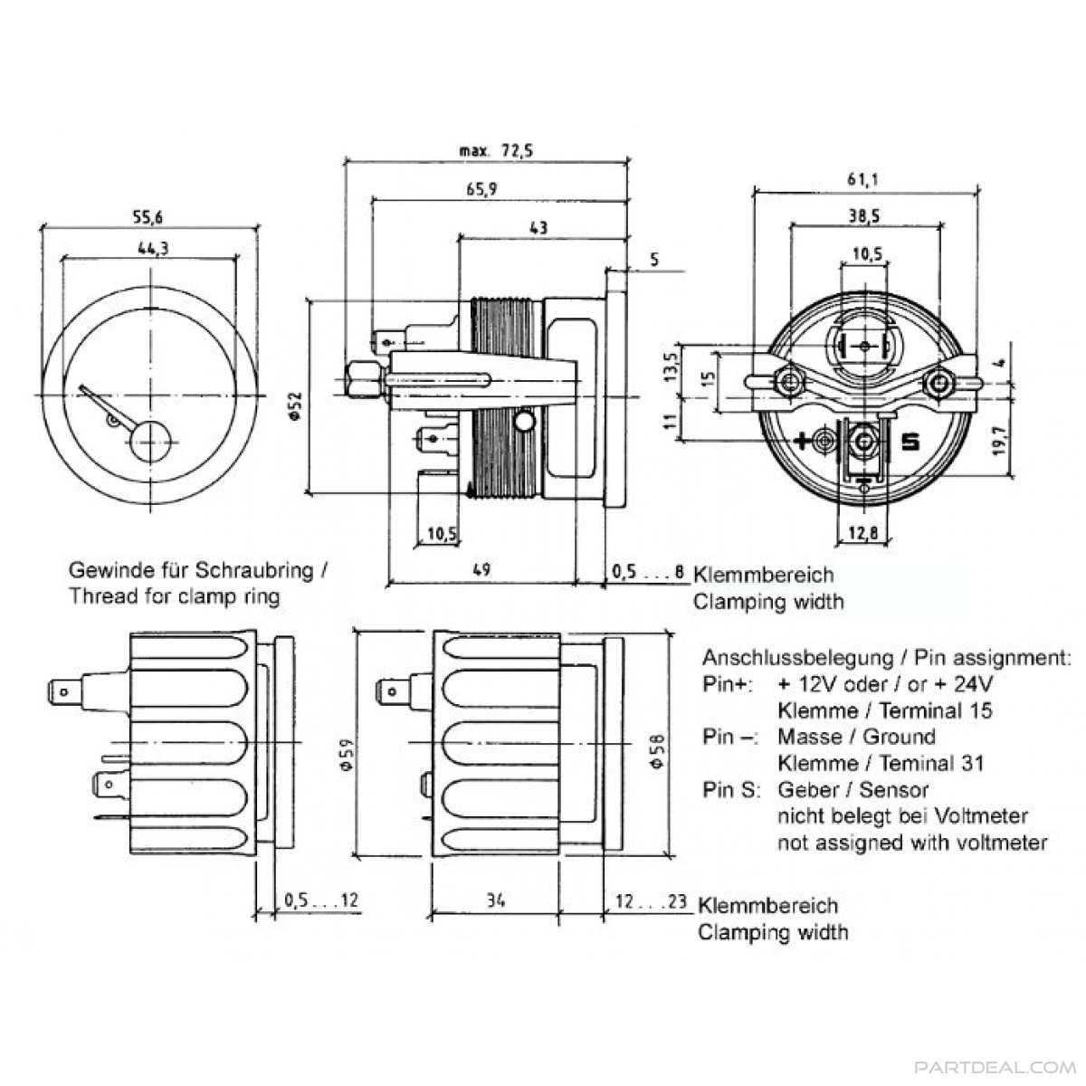 [DIAGRAM_1CA]  CW_6317] Water Temperature Gauge Wiring Diagram On Vdo Wiring Diagrams For  Vw Schematic Wiring | Vdo Temp Gauge Wiring Diagram With Magnet |  | Loida Mentra Heeve Mohammedshrine Librar Wiring 101