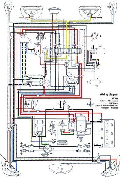 68 vw beetle wiring diagram kf 7037  vw bug emergency flasher wiring diagram wiring diagram  vw bug emergency flasher wiring diagram