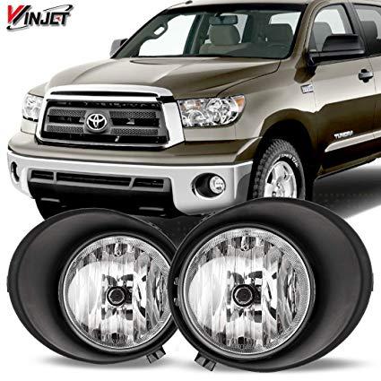 Incredible Amazon Com Winjet Fits 07 13 Toyota Tundra Oe Fog Lights Lens Full Wiring Cloud Monangrecoveryedborg