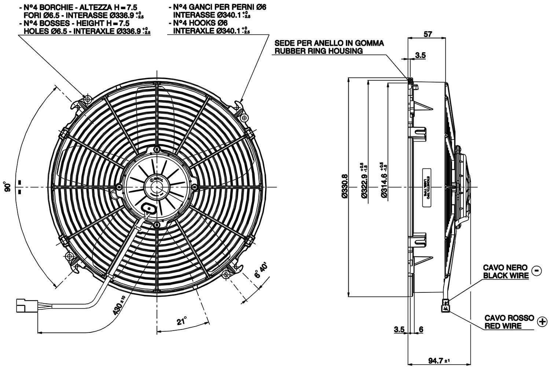 Yt 7477 Wiring Diagram Moreover Spal Radiator Cooling Fan Wiring Diagram Schematic Wiring