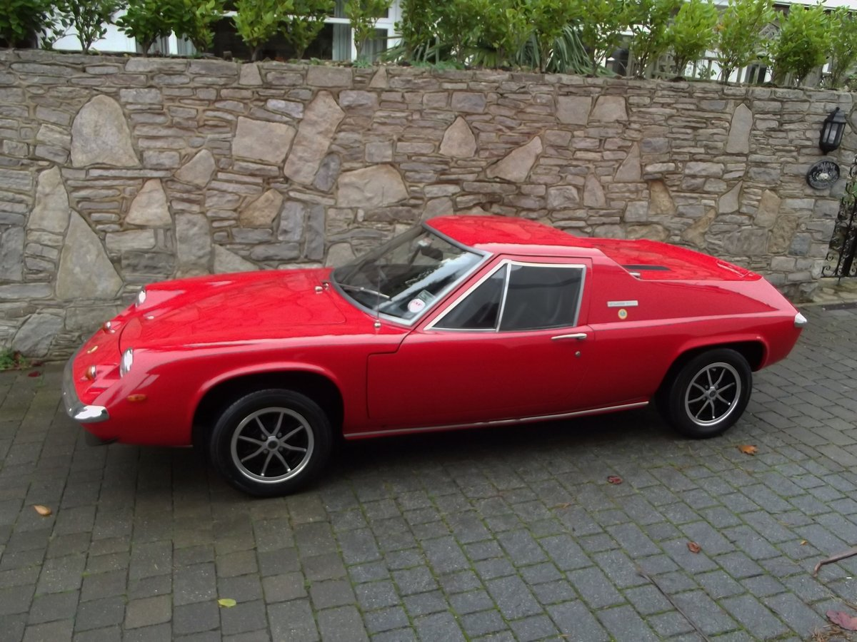 Prime 1971 Lotus Europa Twin Cam For Sale Car And Classic Wiring Cloud Genionhyedimohammedshrineorg