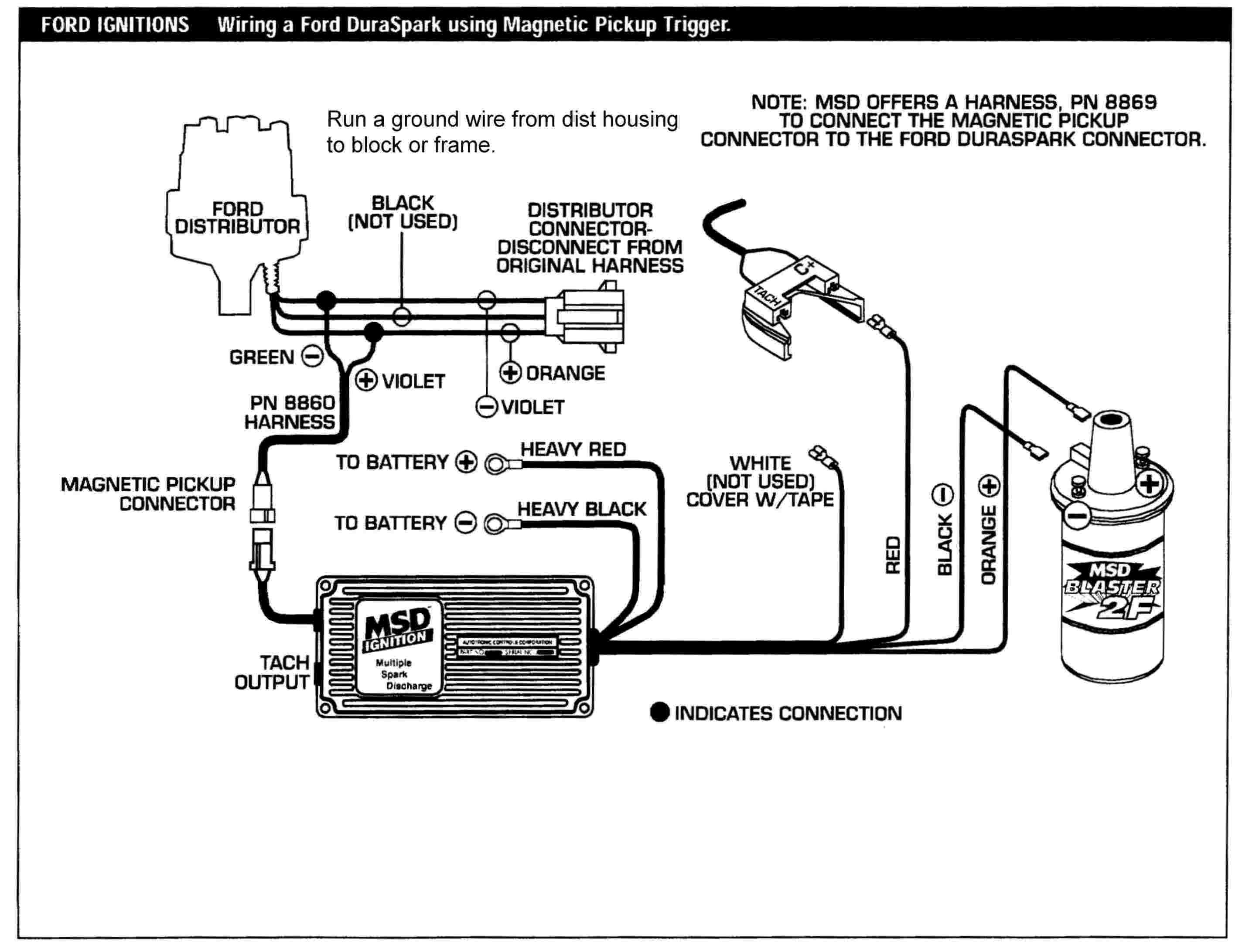 Msd Digital 6al Wiring Diagram Chevy