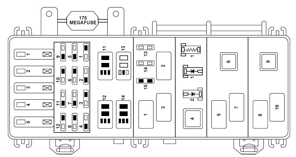 Superb 1995 Ford Ranger Relay Diagram Basic Electronics Wiring Diagram Wiring Cloud Licukosporaidewilluminateatxorg